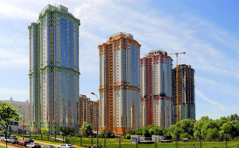 Новостройки москвы самые высокие жилые дома