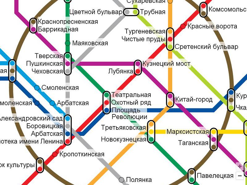 Метро новокосино на схеме метро